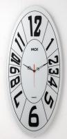 椭圆阿拉伯数字时钟