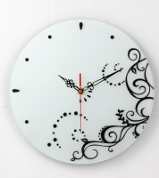 圆时钟-喷砂