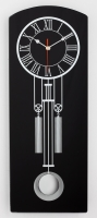Swings the pendulum clock - monolayer