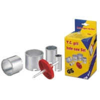 Tile Hole Saw Set