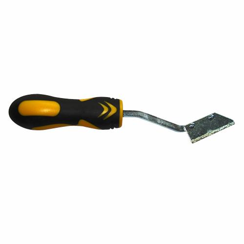 刮水泥用锯子