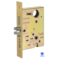Mortise lock case