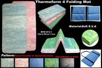 4 Folding Mat