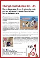 Spanish / Llaves de carraca