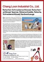 German / Ratschen Schraubenschlüssel