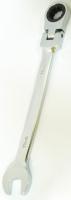 Flexible Spline Ratchet Combination Wrench