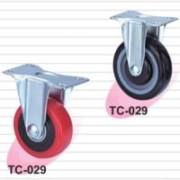 工業用腳輪 | 中荷重型輪子    (Industrial Caster)