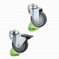 医疗仪器用脚轮 | 中荷重型轮子  (Medical Caster)