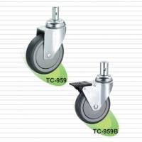 醫療儀器用腳輪 | 中荷重型輪子  (Medical Caster)