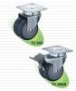 醫療儀器用腳輪   中荷重雙輪型輪子  (Medical Caster)