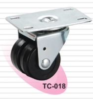 工业用脚轮 | 低重心.中荷重型轮子 (Industrial Caster)