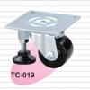 工業用腳輪 | 低重心‧中荷重型輪子  (Industrial Caster)