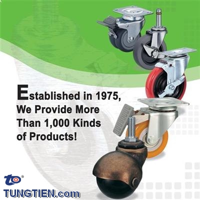 Tung Tien Caster Wheels E-DM
