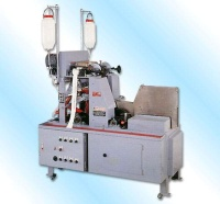 Automatic cotton wrapping machine