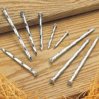 Angular Spiral Steel Nail/Steel concrete nail
