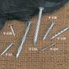 節牙釘、螺紋釘