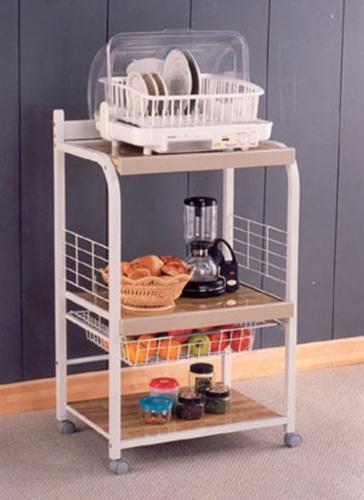 3层厨房展示架
