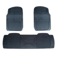 Rubber car mat