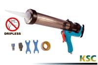 氣動矽膠槍