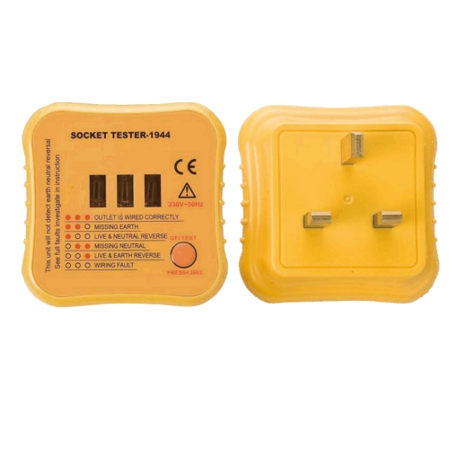 Socket Tester (For UK)