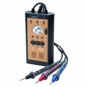 Phase And Continuity Tester