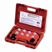 11pc deluxe noid lite/IAC test kit Plus one fibre optic Noid Lite extension