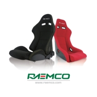 One Piece formed & Adjustable Racing Seat