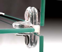 Glass connector-3 Way