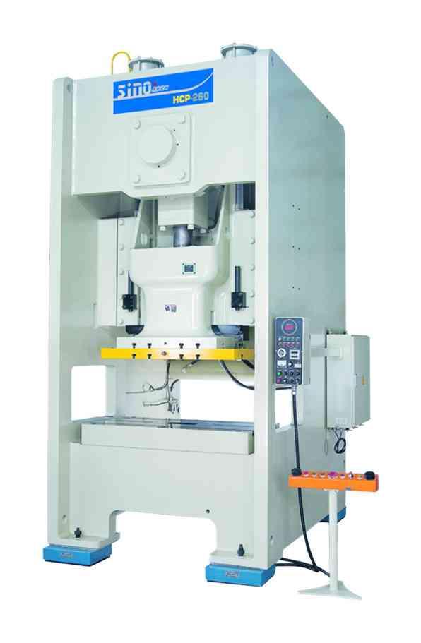 HCP H Frame Single Crank Press