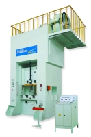 LCP Straight Side Single Crank Link Motion Press