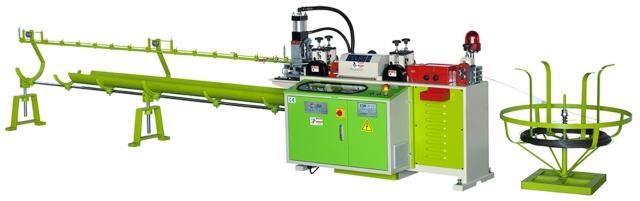 B Type Wire Straightening Machines, Wire Straighteners