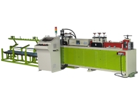 B Type Automatic Wire Straightening Cutteing Machine