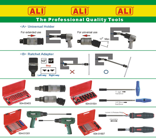 Pneumatic Hand Tools In General