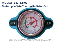 Safe Thermo Radiator Cap (Motorcycle)