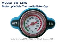 測溫安全水箱蓋(摩托車專用)