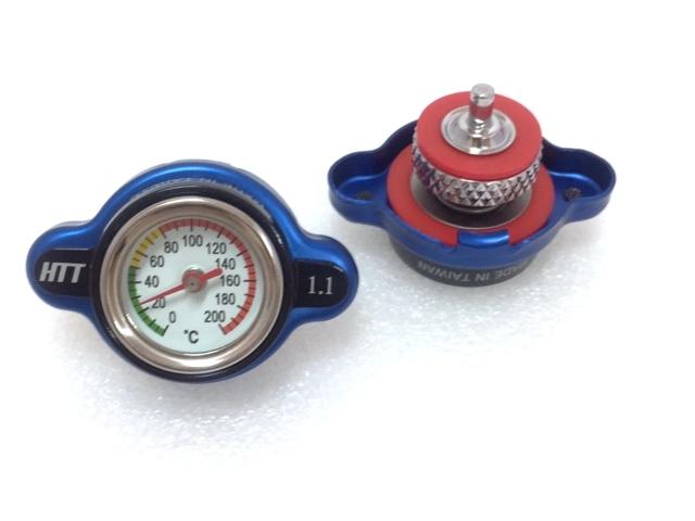 壓力可調式水箱蓋(附溫度表)