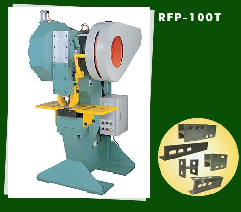Shaped Steel Hole Punching Machine