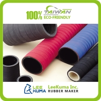 Fabric Pattern Rubber Hoses