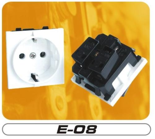 Euro Socket-outlet