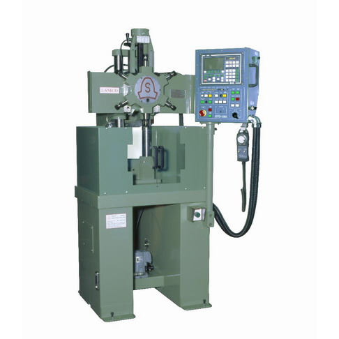 NC Turret Center Drilling & Tapping Machine STC-12A