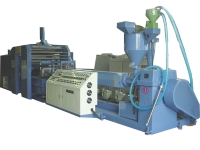 PP/PE Flat Yarn Manufacturing Equipment