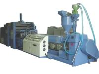 PP/PE Flat Yarn Manufacturing Equipment