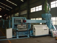 High Strength PP Fibrillated Yarn Making Machine