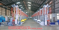 HDPE Economical (E-Type)High Speed Blown Film Line