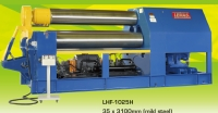 Hydraulic Double Pinch Rolls
