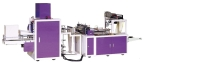 Servo Control Type Rotating, Dotting, Sealing, Cutting and Automatic Winding Machine