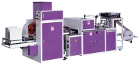 Dotting, Sealing, Cutting and Automatic Winding Machine