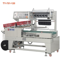 Auto L Type Sealing Machine