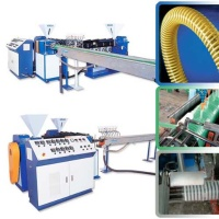 Cens.com Co-Extrusion Line For Spiral Suction / Discharge Hoses TAI SHIN PLASTIC MACHINERY CO., LTD.