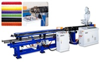 Extrusion Line For Corrugated Tube